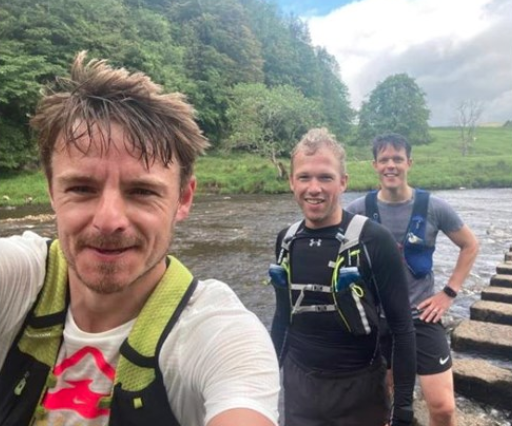 50 mile-ultra trail run for local charity