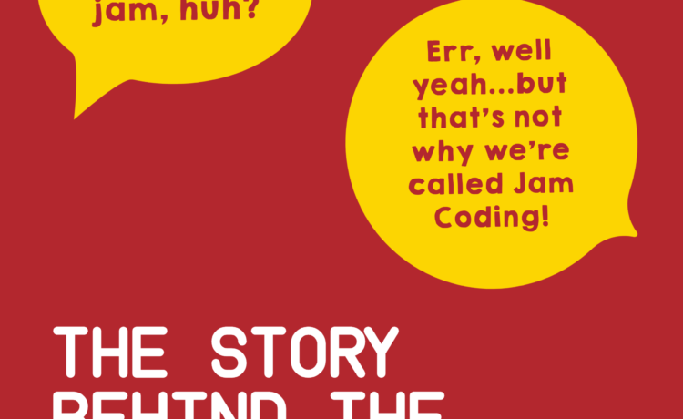 Jam Coding: The story behind the name