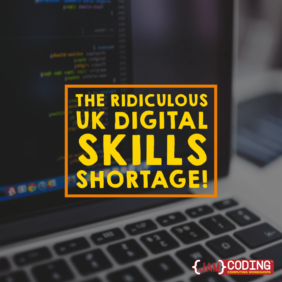 Let's be clear here; the demand for AI, programming and computing skills is soaring. Yet, the number of young people taking IT subjects at GCSE level has declined by a whopping 40% since 2015 in the UK. Think about that for a minute…. We have a skills SHORTAGE now. Yet in the future we are […]